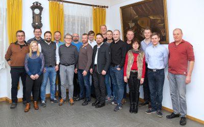 Gemeinderatskandidaten der WG Thyrnau-Kellberg zur Kommunalwahl 2020